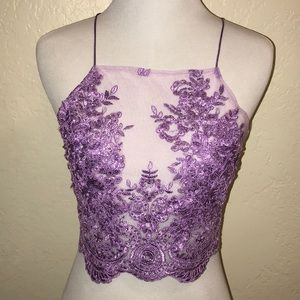 Tops - Custom Made Lace Top